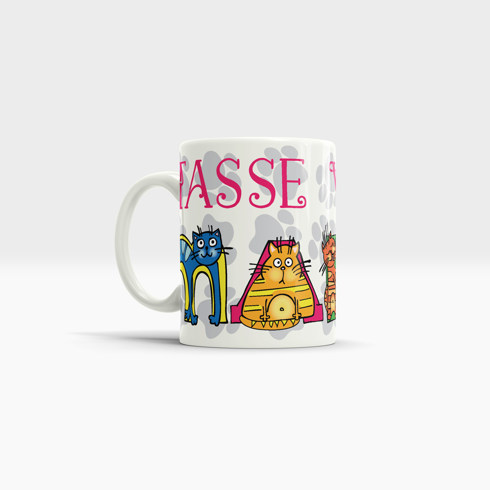 katzen abc tasse namen alphabet katzenkinder wunschname. Black Bedroom Furniture Sets. Home Design Ideas
