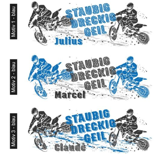 Tasse Motocross staubig dreckig geil Motivübersicht