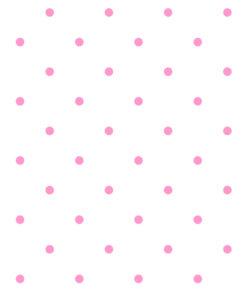 Wand Konfetti Kreise Polka Aufkleber Set 30 mm