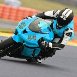 Motorsport Aufkleber einfarbig für Motorrad und Auto