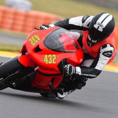 Enduro Aufkleber zweifarbig schmale Ausführung auch für Motocross