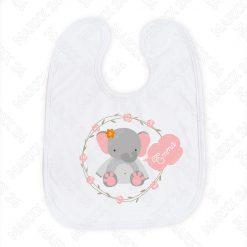 Babylätzchen mit Tiermotiv