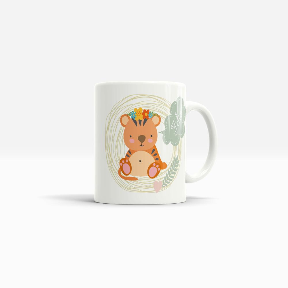 Tiere und Eulen Tassen