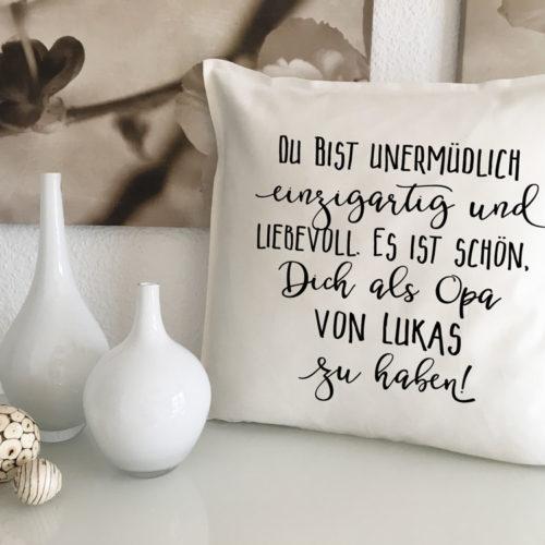 Bedruckte Kissen online kaufen