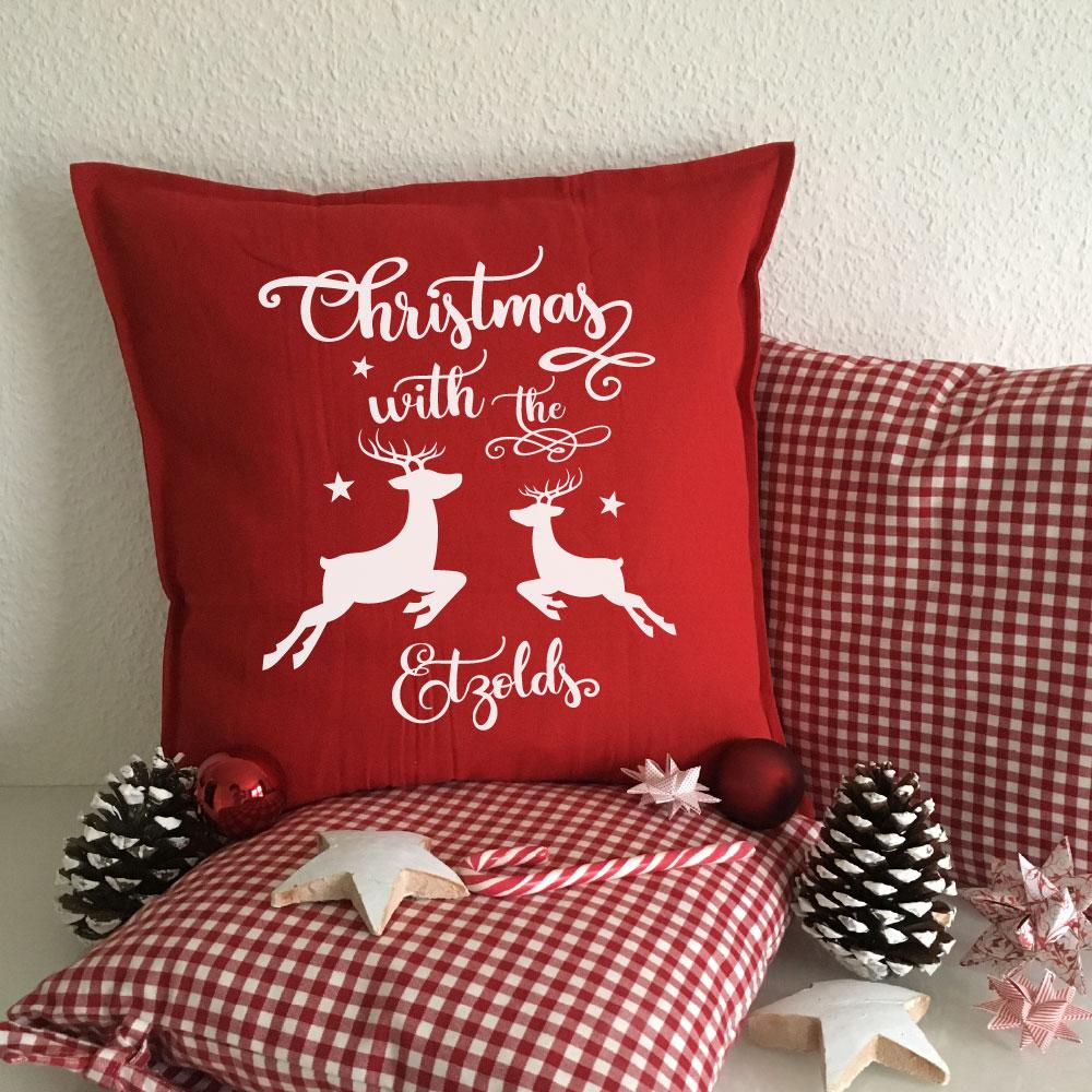 Familie Fest Weihnachten Zeit für persönliche Geschenke