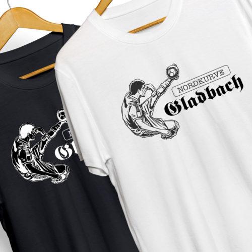Fußball Fan Shirt Mönchengladbach