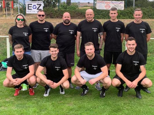 Teambekleidung Fussballclub