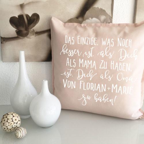 Geschenk zum Muttertag