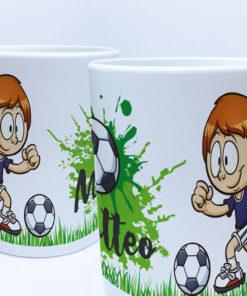 Kunststoff Tasse mit Namen