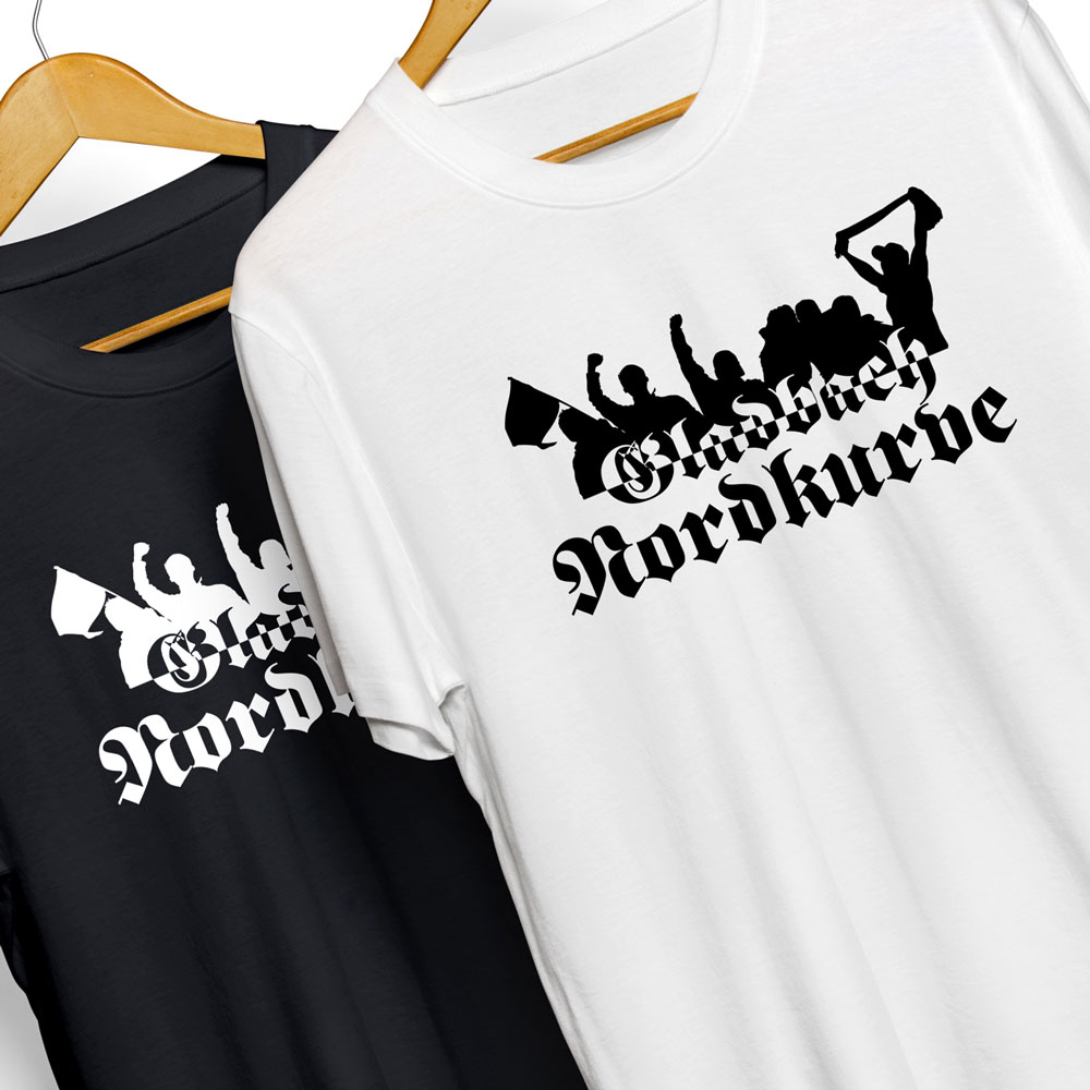 T-Shirt Gladbach Fans Nordkurve