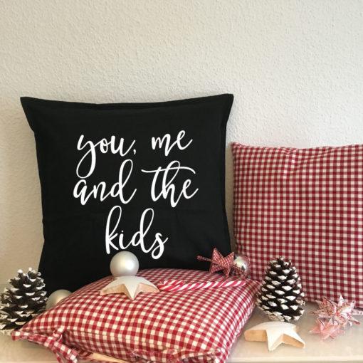 Sofa Kissen Familie Liebe