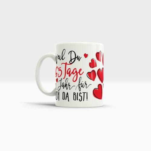 Tasse Lieblingsmensch Geschenk für Männer und Frauen