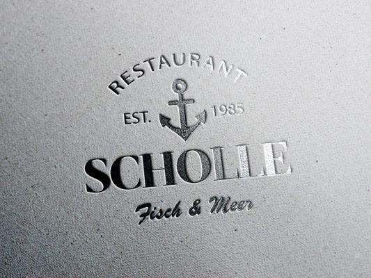 Logoerstellung für Restaurant
