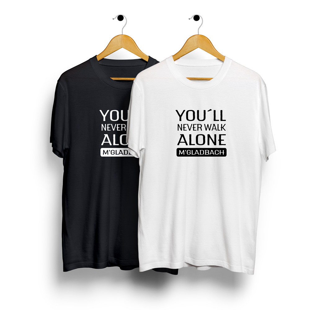 M.Gladbach Fan Shirt