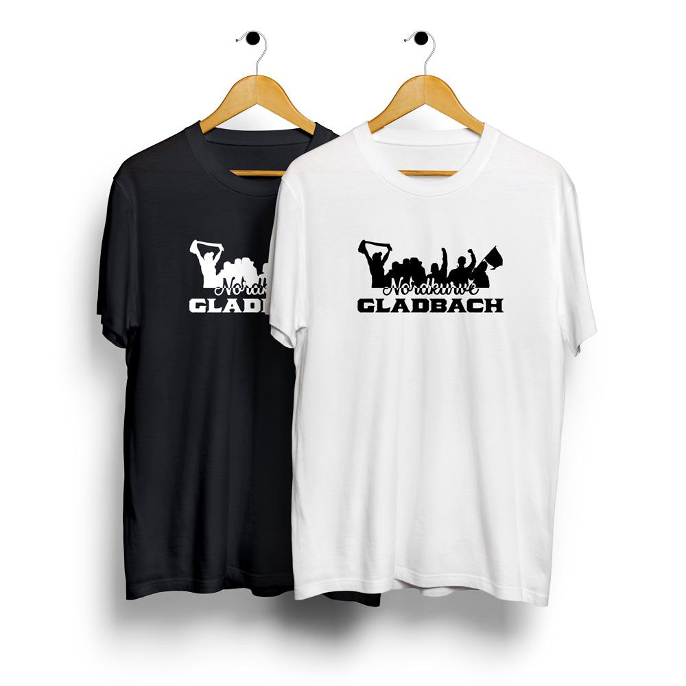 Mönchengladbach T-Shirt Nordkurve