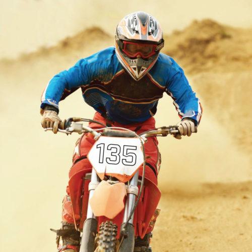 Motocross MX Startnummern