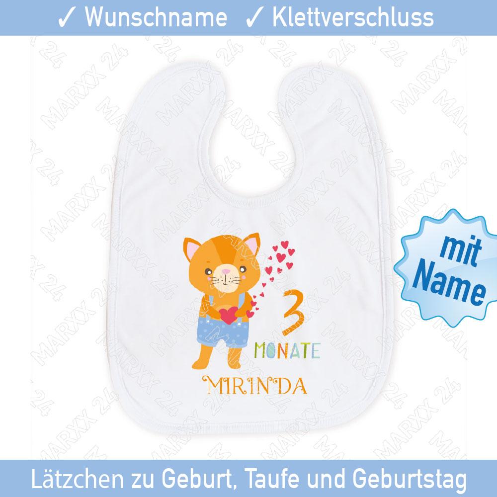 Namenslätzchen 3.Monat Geburt