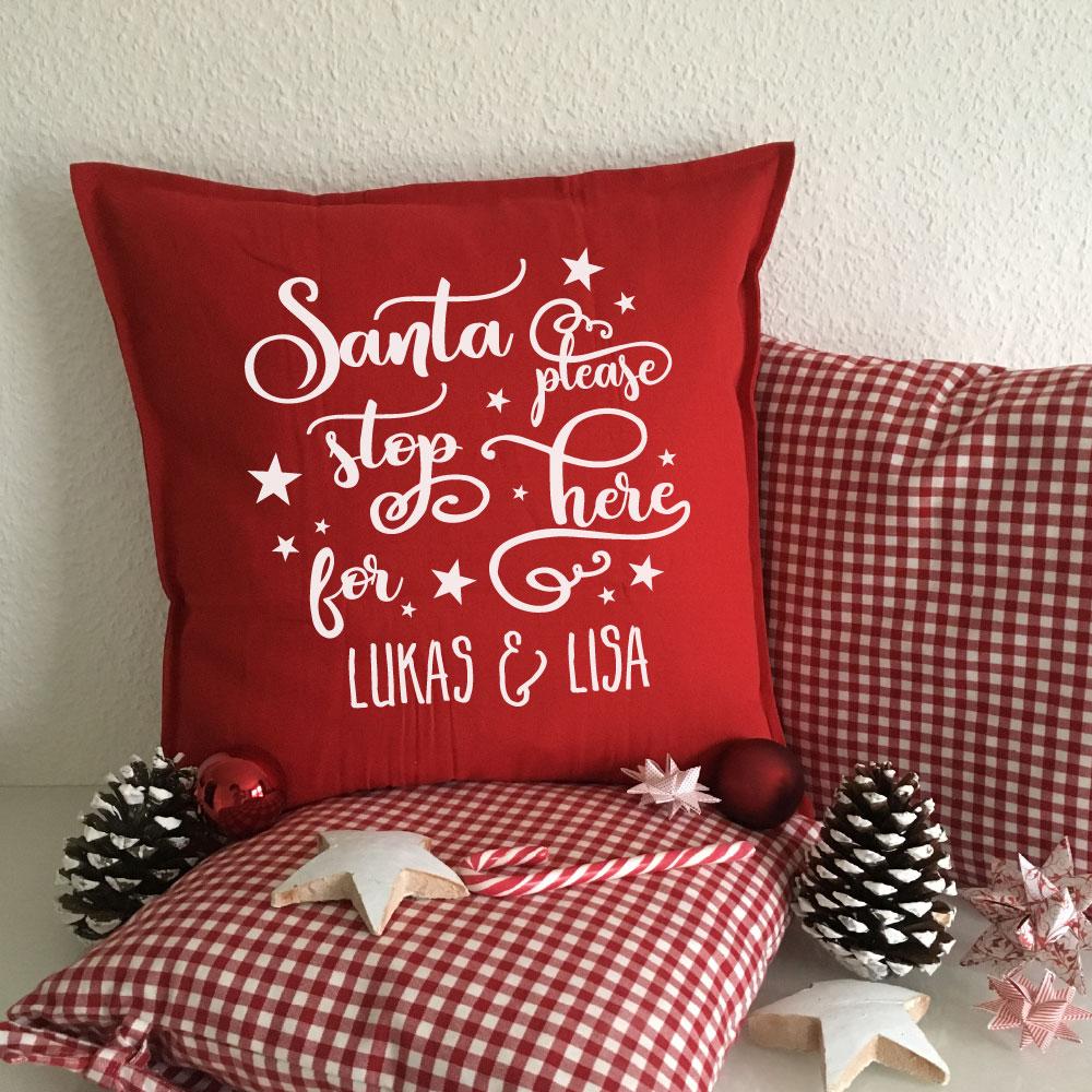 Personalisierte Santa Claus Geschenke