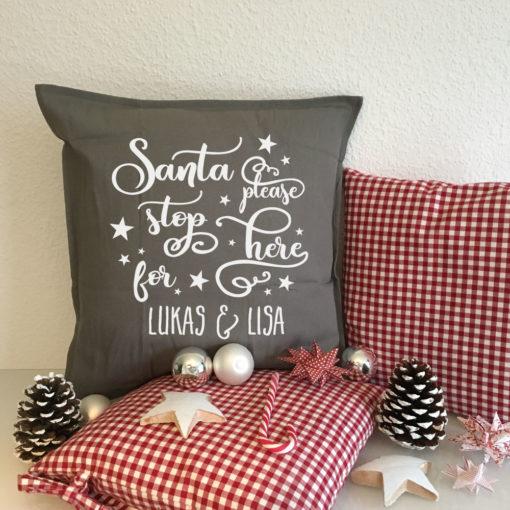 Santa Geschenke Dekoration für das Fest