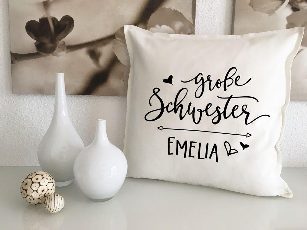 Große Schwester Geschenk DIY