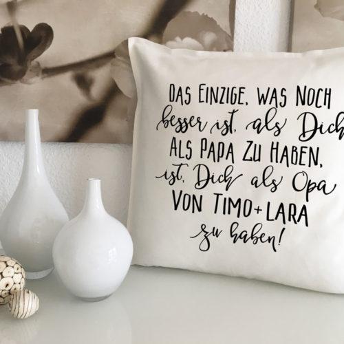 Personalisiertes Geschenk für den Opa