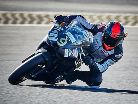 Racingbike Rennstrecke Ziffern