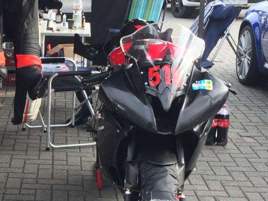 Motorradzahlen selbstklebende