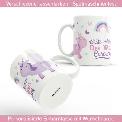 Kaffee Tasse Muttertag für die Mama, Mutter, Mutti