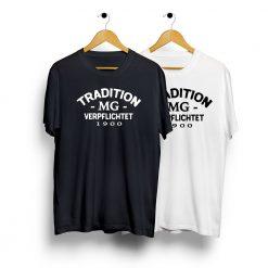 Tradition verpflichtet Fußball Shirt