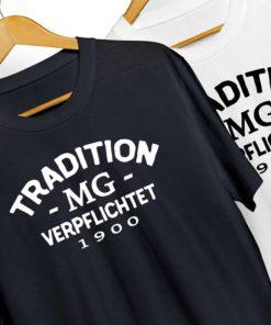 Tradition verpflichtet Fußball T-Shirt