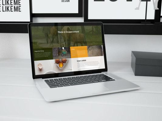 Bauernhof Webseite kaufen