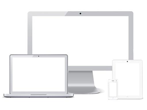 Eine Wordpress Website im responsive Design