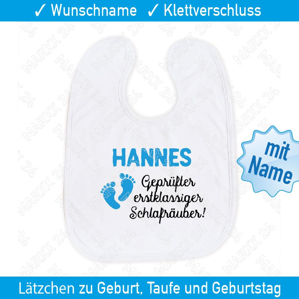 Witzige Baby Spruche Latzchen Name Geschenk Spruch Babylatzchen
