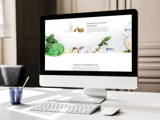 Günstiger Webauftritt für Firmen